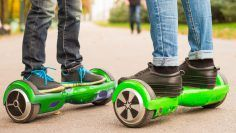 sorteo patinete electrico overboard movilidad sostenible